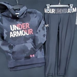 🆕️ Ua hoody and leggings